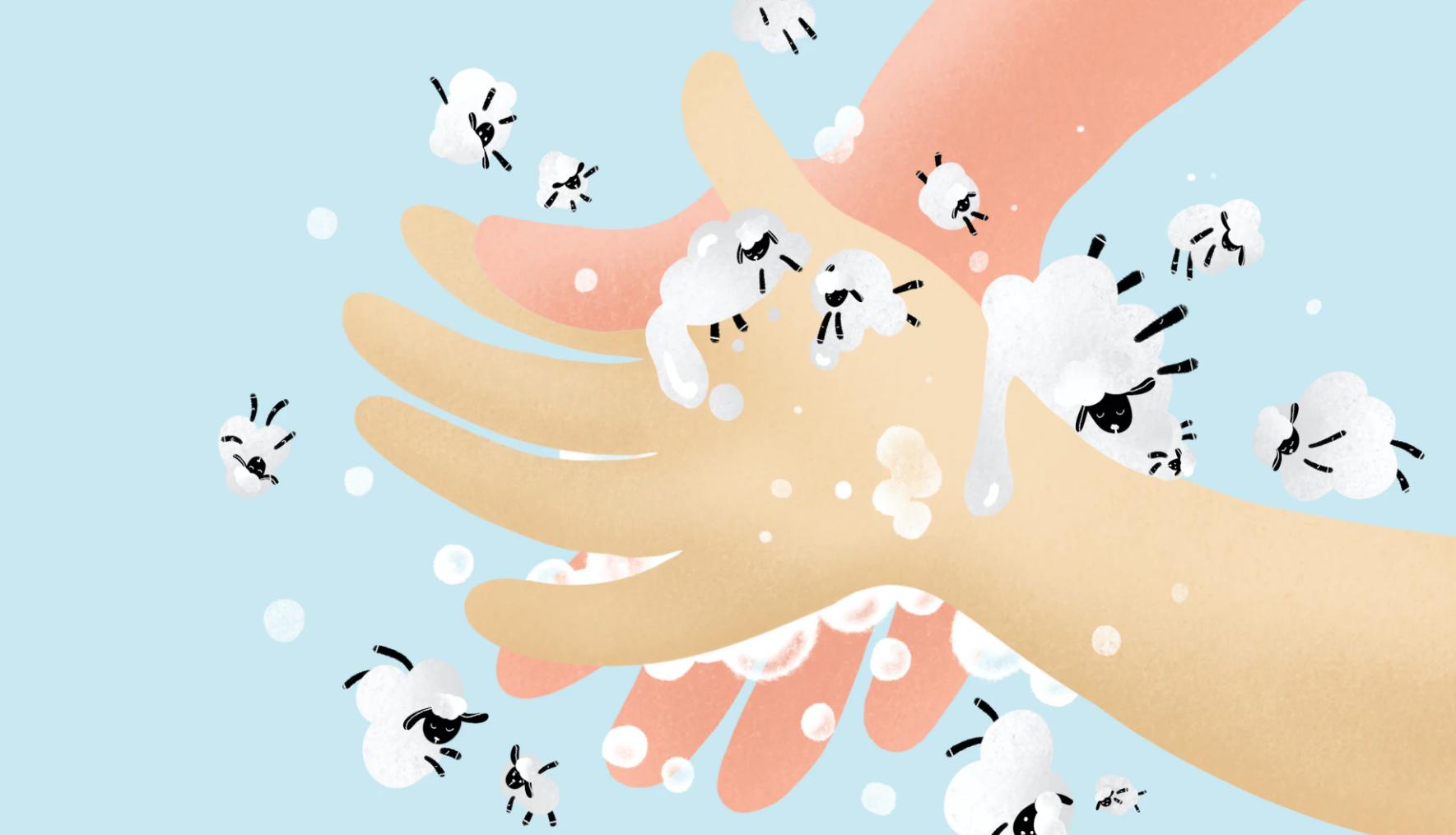 25 activités ludiques pour automatiser les gestes barrières