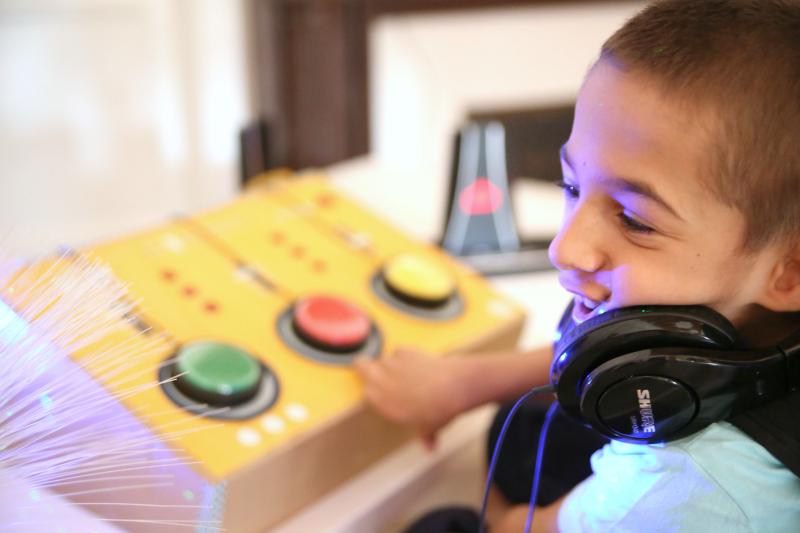 Polyhandicap : es idées d'activité à faire à la maison