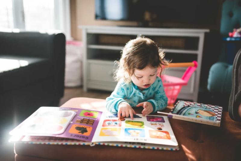 Des pictogrammes pour l'apprentssage du vocabulaire chez les petits enfants