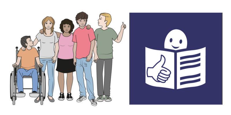 Logo européen Facile à lire : Inclusion Europe