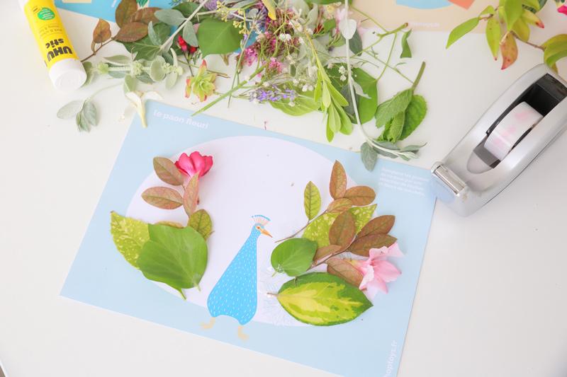 11 activités avec les fleurs à réaliser ses enfants
