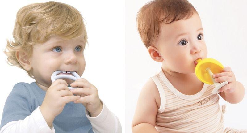 jouets de dentition