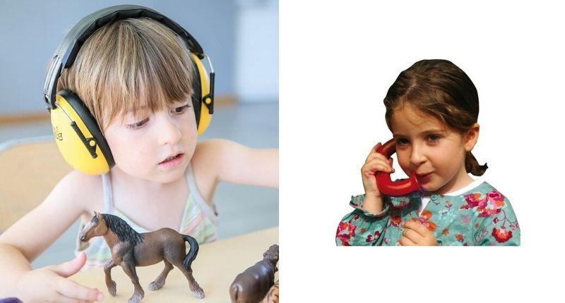 casque anti-bruit et toobaloo