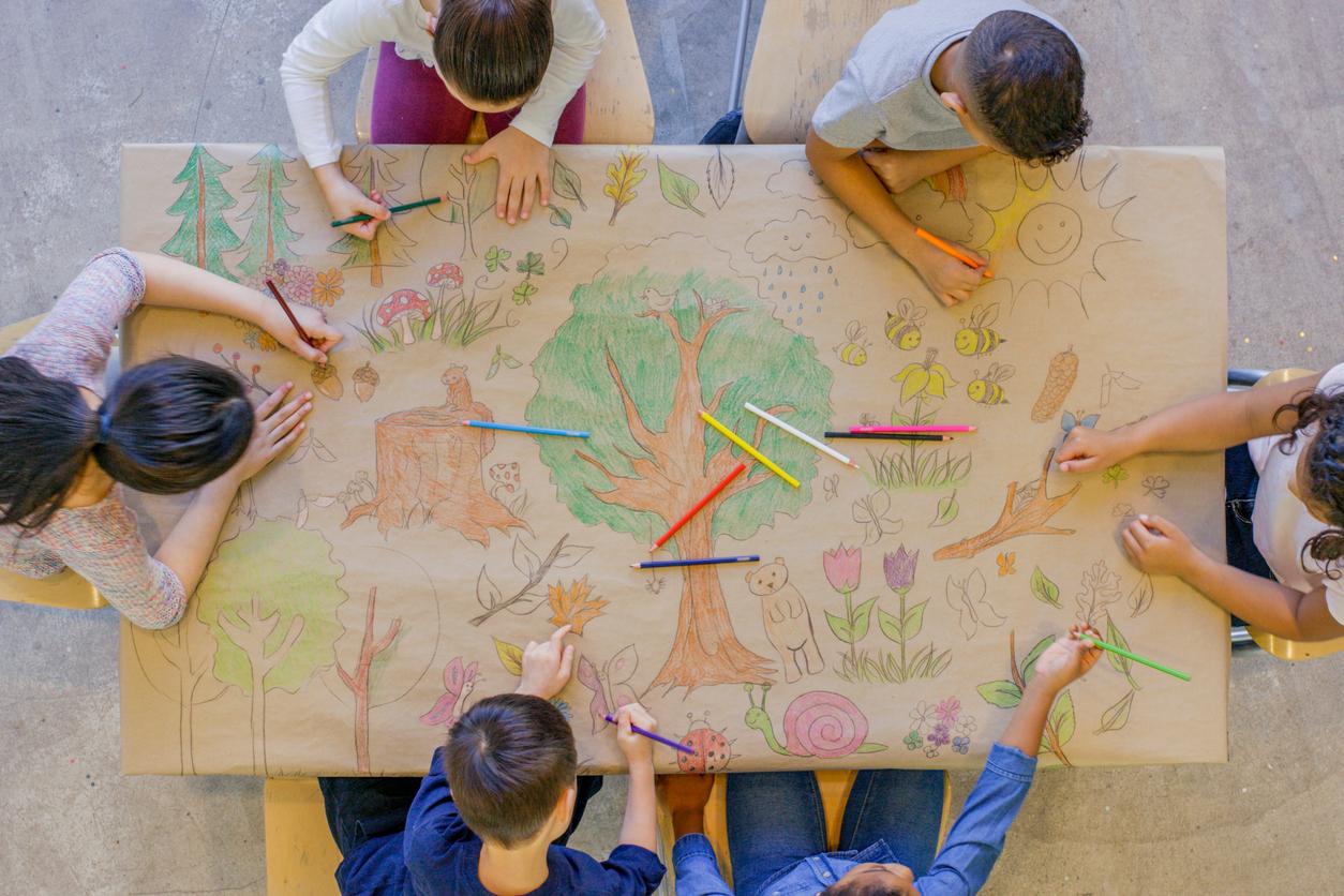 cooperacion en clase flexible
