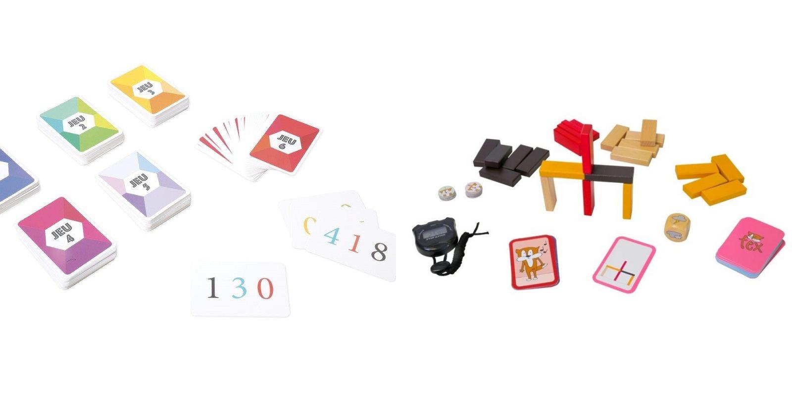 Des jeux pour développer la flexibilité cognitive