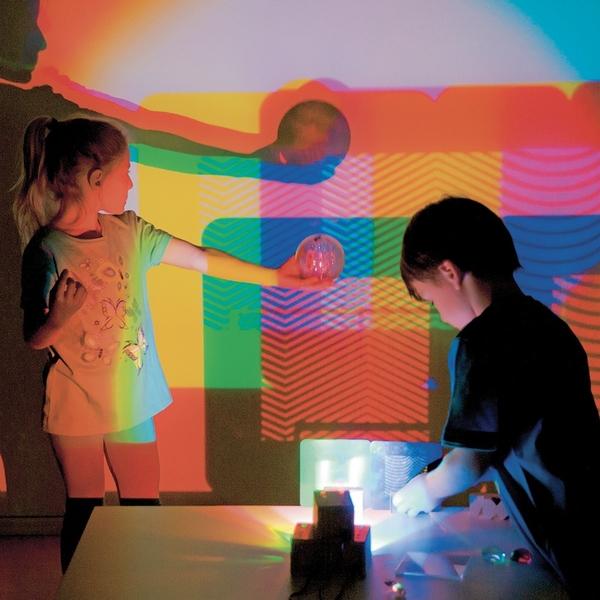 Kit d'expérimentation ombres et lumières