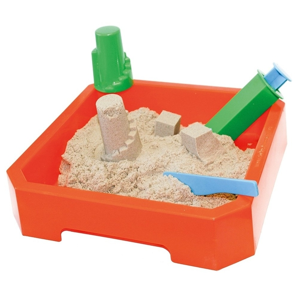 Bac à sable plastique