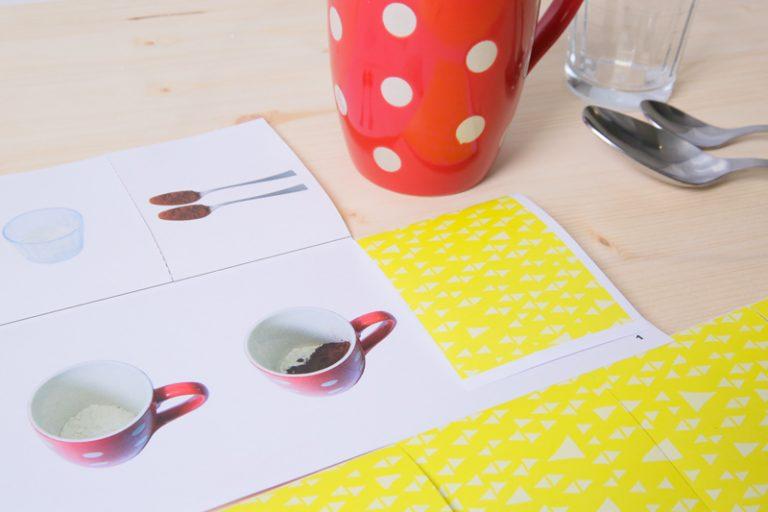 Recettes : le mug cake au chocolat