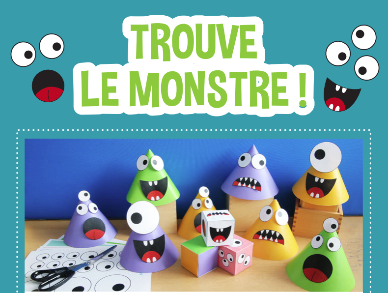 Trouve le monstre