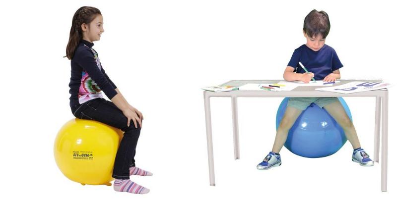 ballons d'assises dynamiques