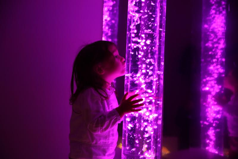 espace sensoriel et petite enfance