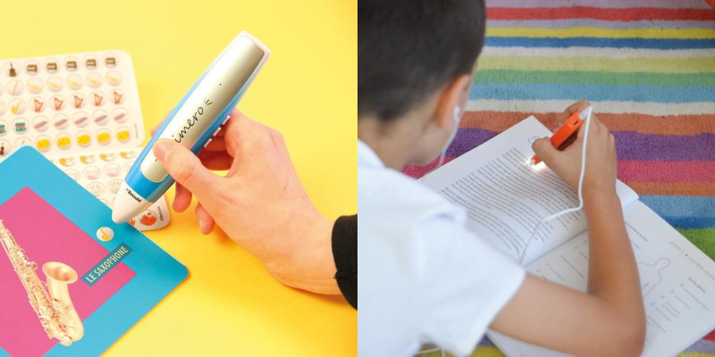 tellimero et reader pen