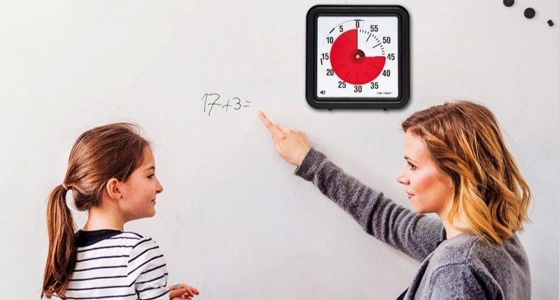 Utilisation de Time Timer en classe
