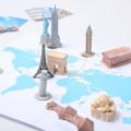 Apprendre la géographie avec les monuments du monde