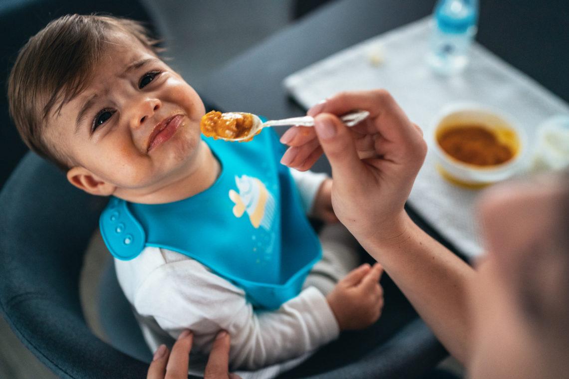 Troubles de l'oralité alimentaire en pédiatrie