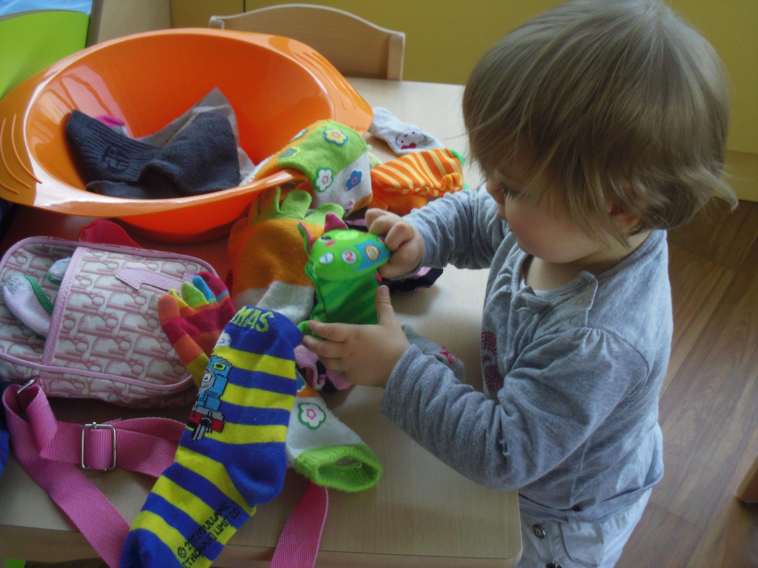 Défi 10 du calendrier de l'Avent Petite enfance