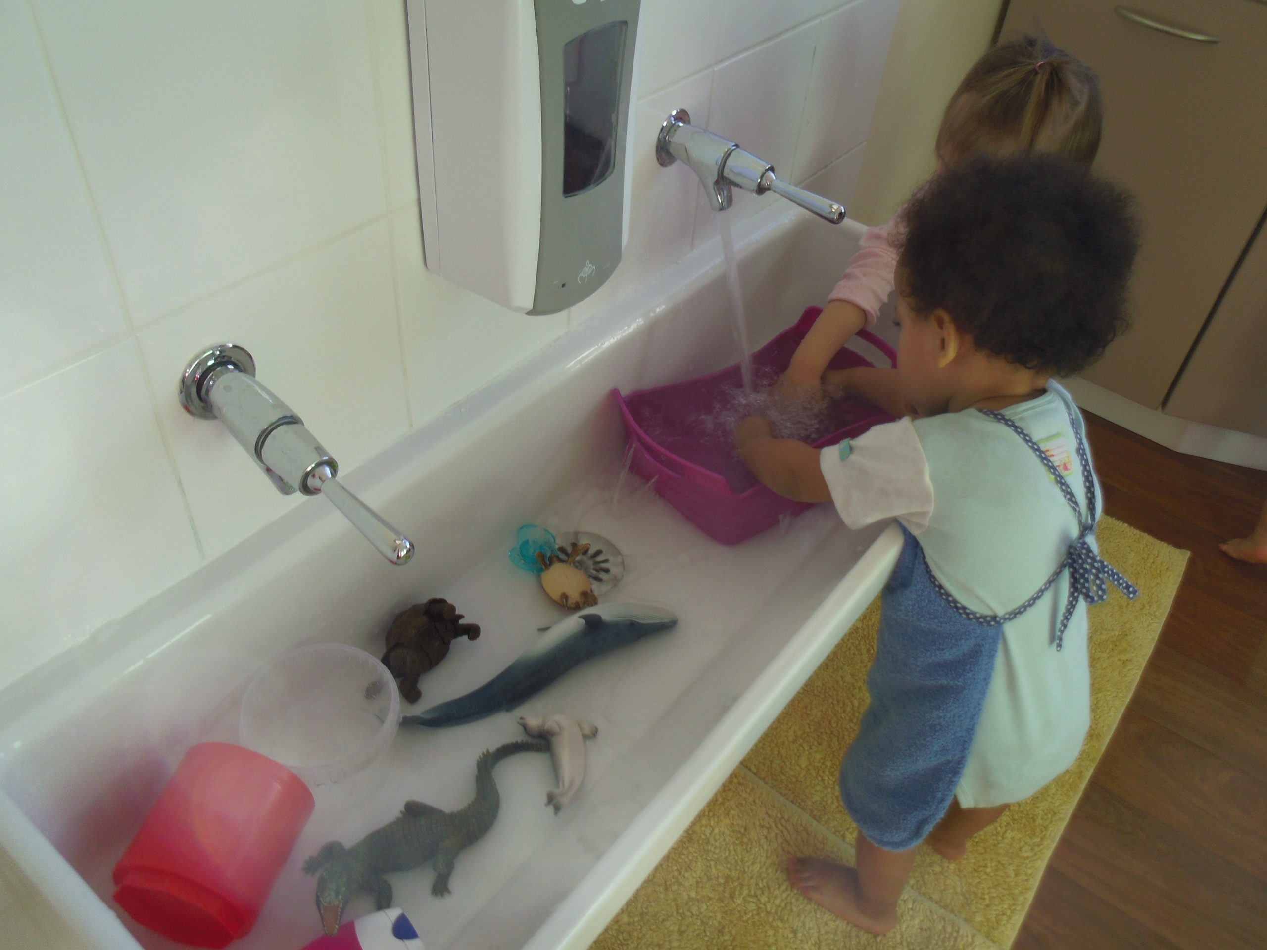 Défi 4 du Calendrier de l'Avent Petite enfance