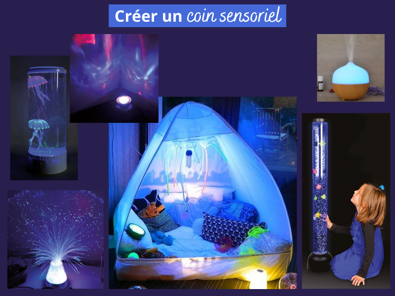 Créer un coin sensoriel (2)