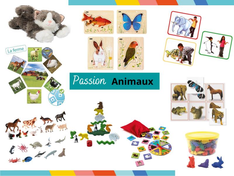 Des cadeaux autour de sa passion pour les animaux