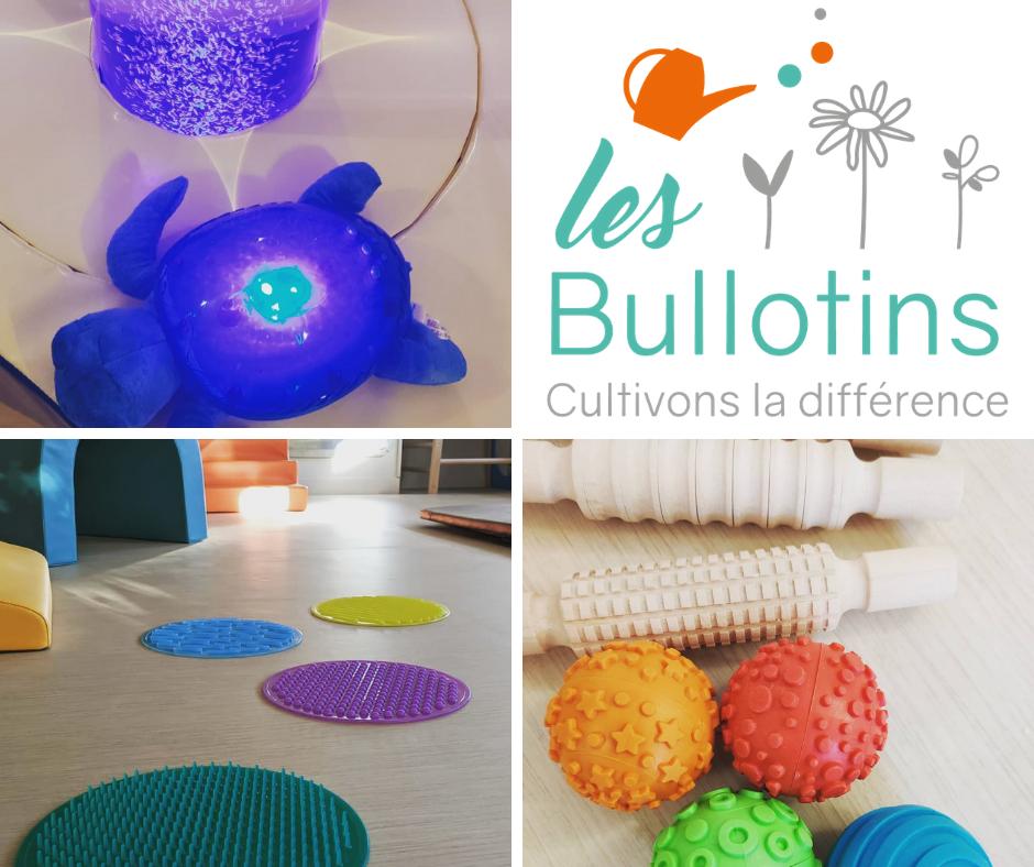 Les Bullotins produits Hop'Toys