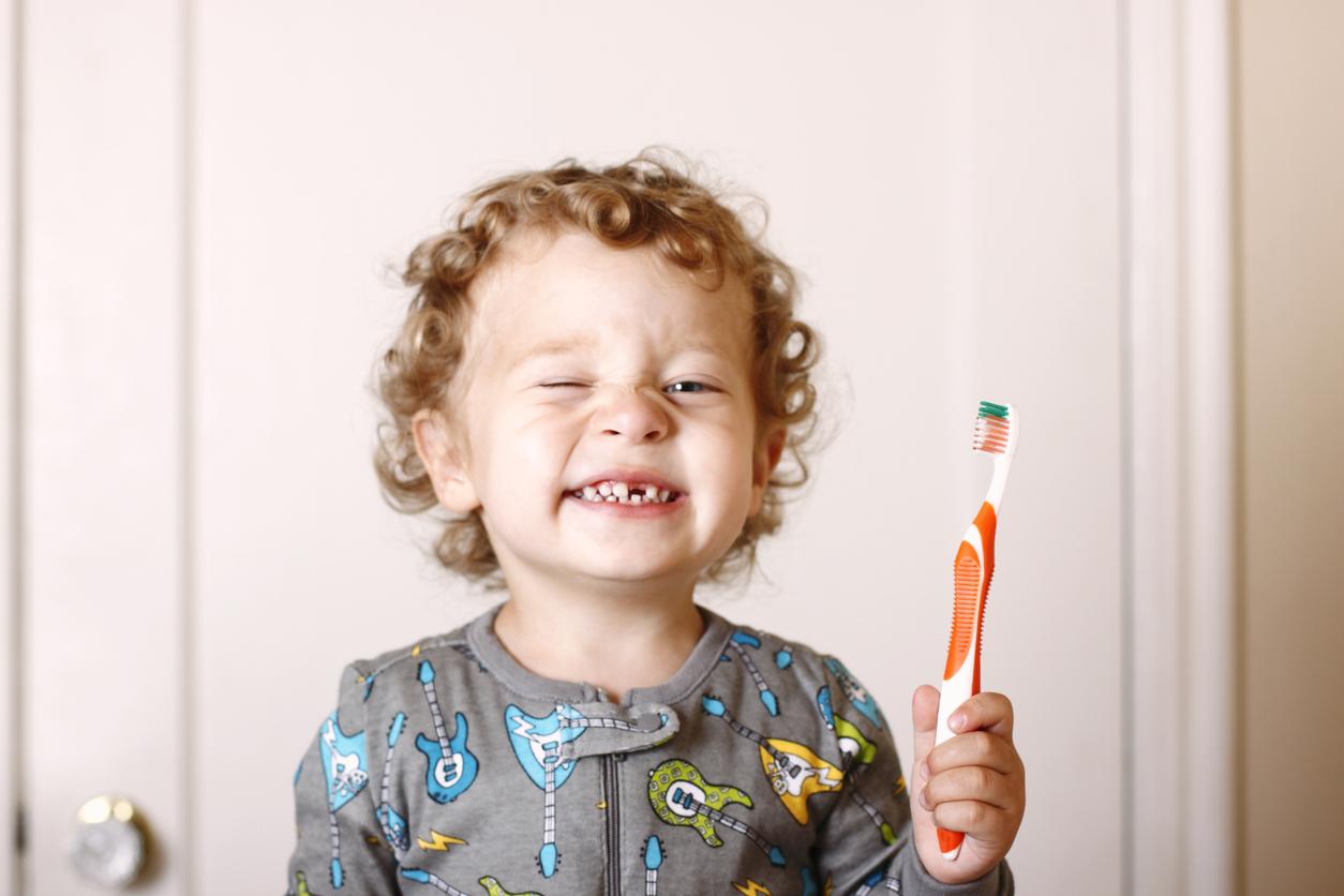 Autonomie - se laver les dents