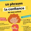 10 phrases pour rebooster la confiance de mon enfant