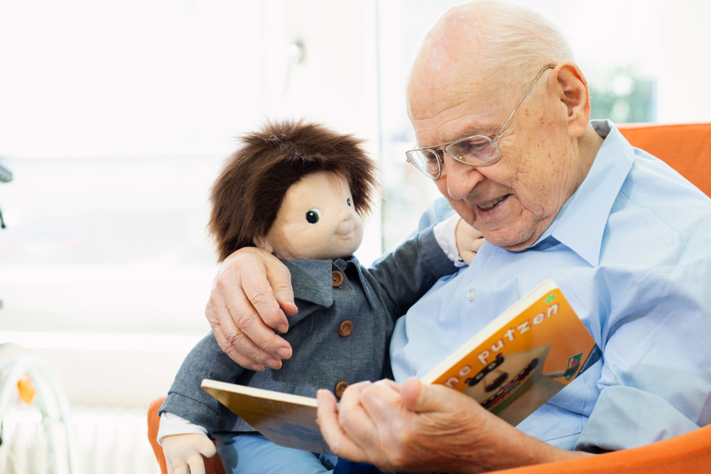 Thérapie par la poupée