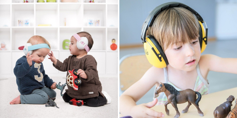 Des casques anti-bruit pour préserver l'audition