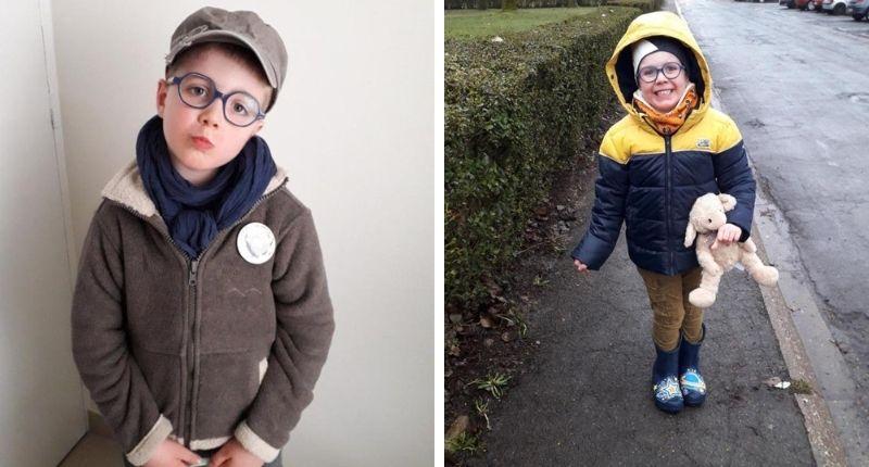 Charly, porteur d'un trouble du spectre de l'autisme