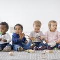 Semaine nationale de la petite enfance bébé