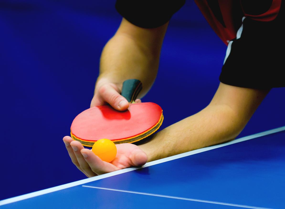 ping pong tennis de table
