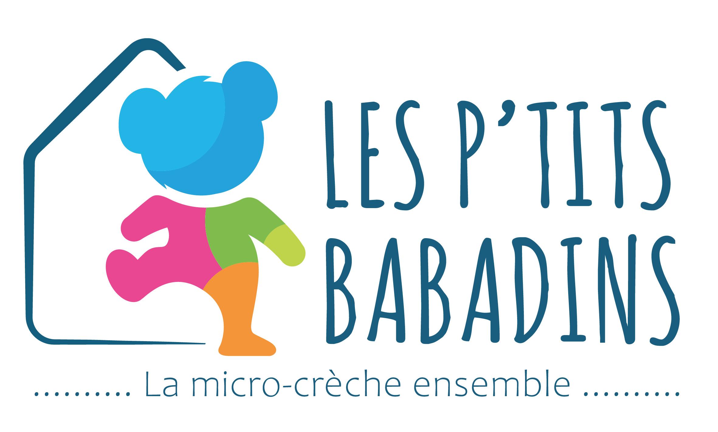 logo Réseau Les P'tits babadins