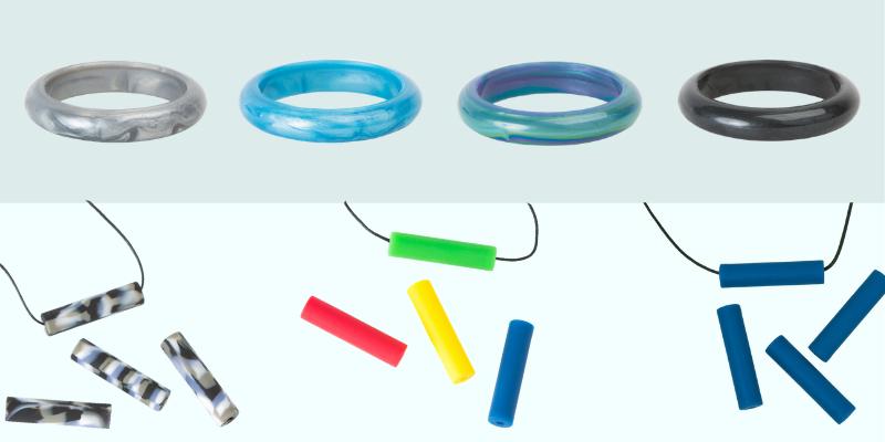 bracelet classique et bijoux tubes