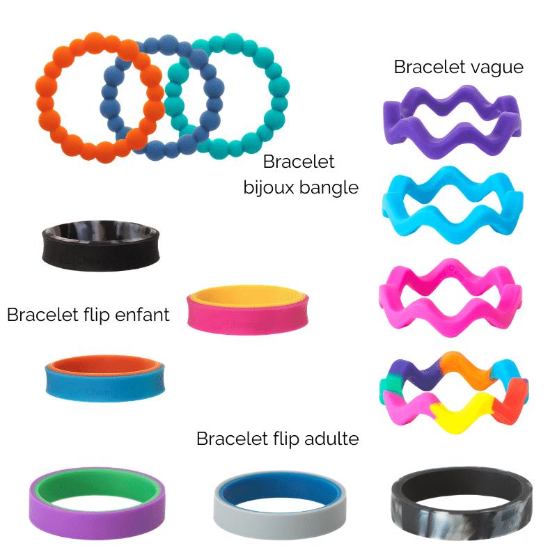 bracelets chewigem