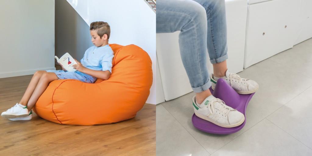 Lutter contre la sédentarité avec des assises flexibles