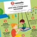 7 conseils pour aménager votre salle d'intégration sensorielle