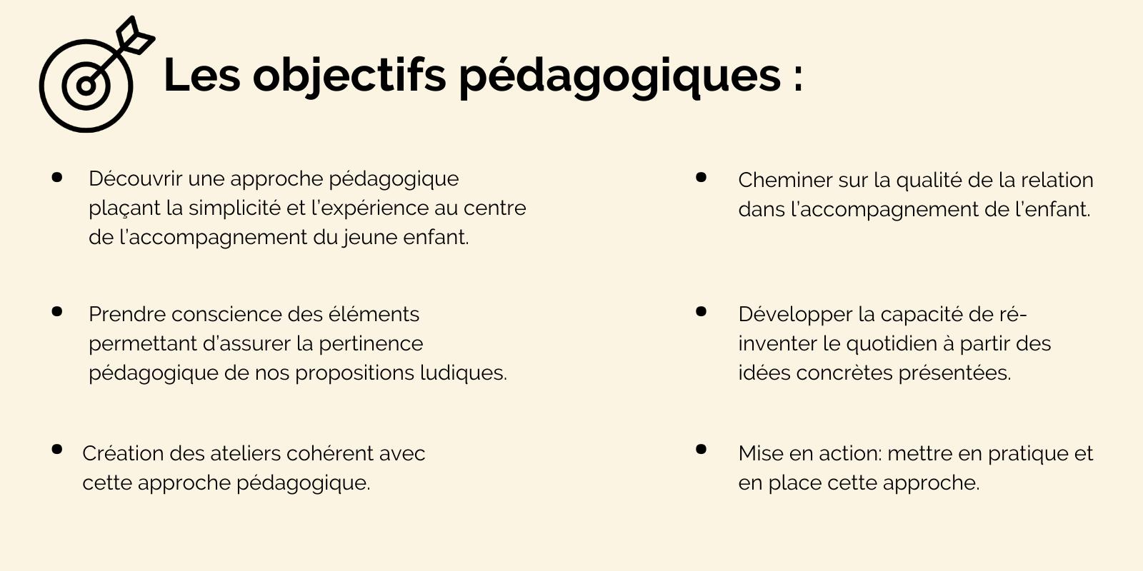 Slow pédagogie : objectifs pédagogiques