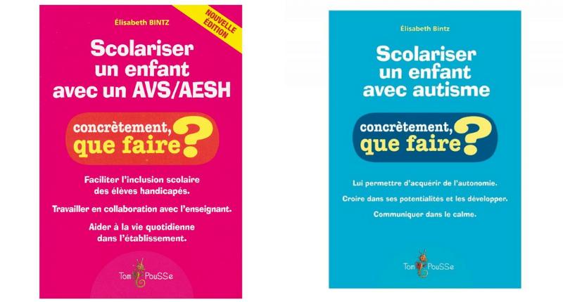 Scolariser un enfant avec un AVS/AESH et Scolariser un enfant avec autisme