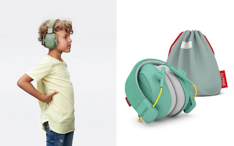 Cascos anti ruido niños