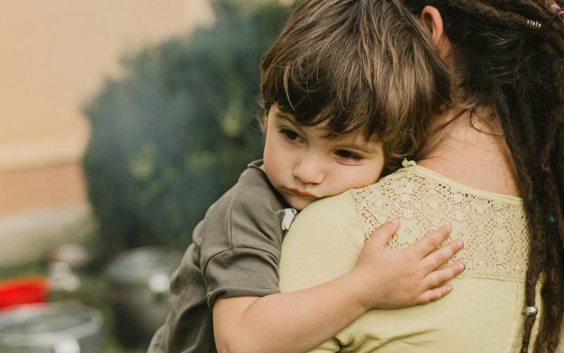 Les enfants et les émotions