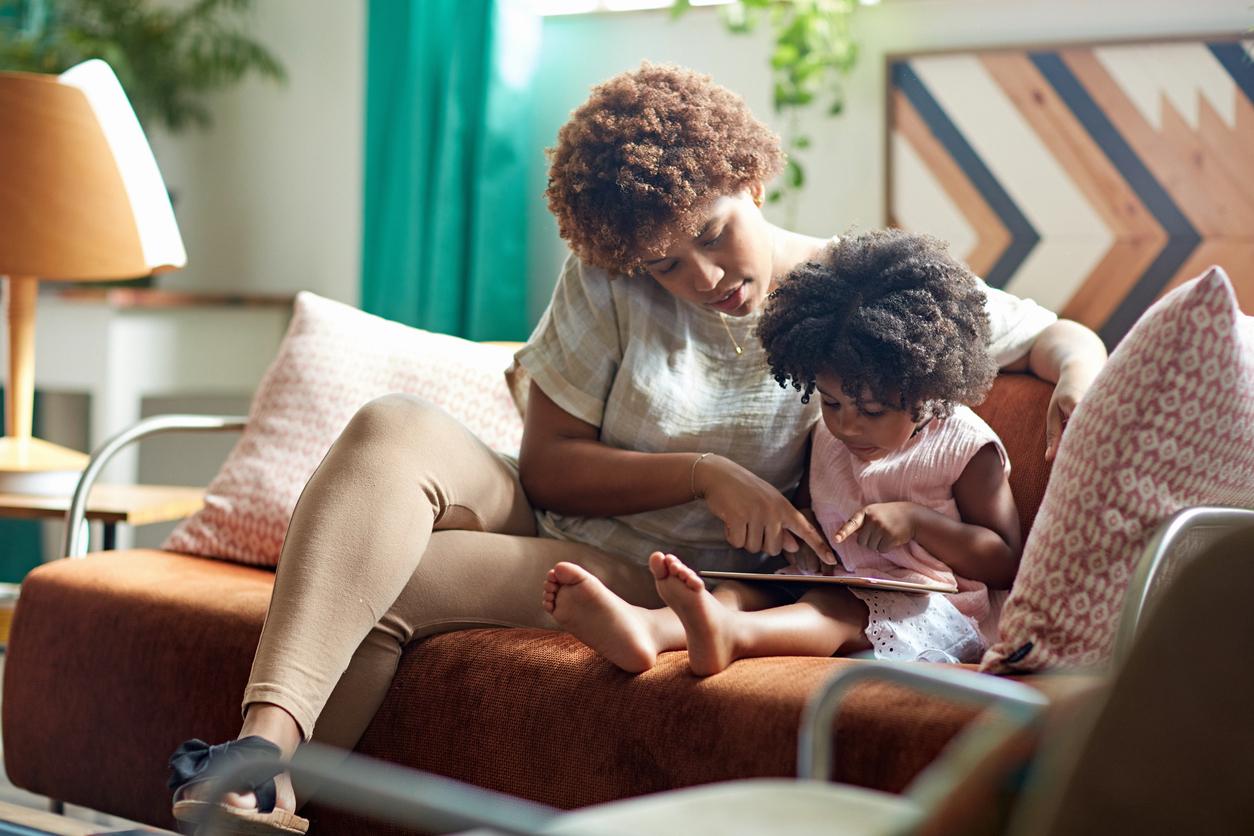 lecture parent enfant